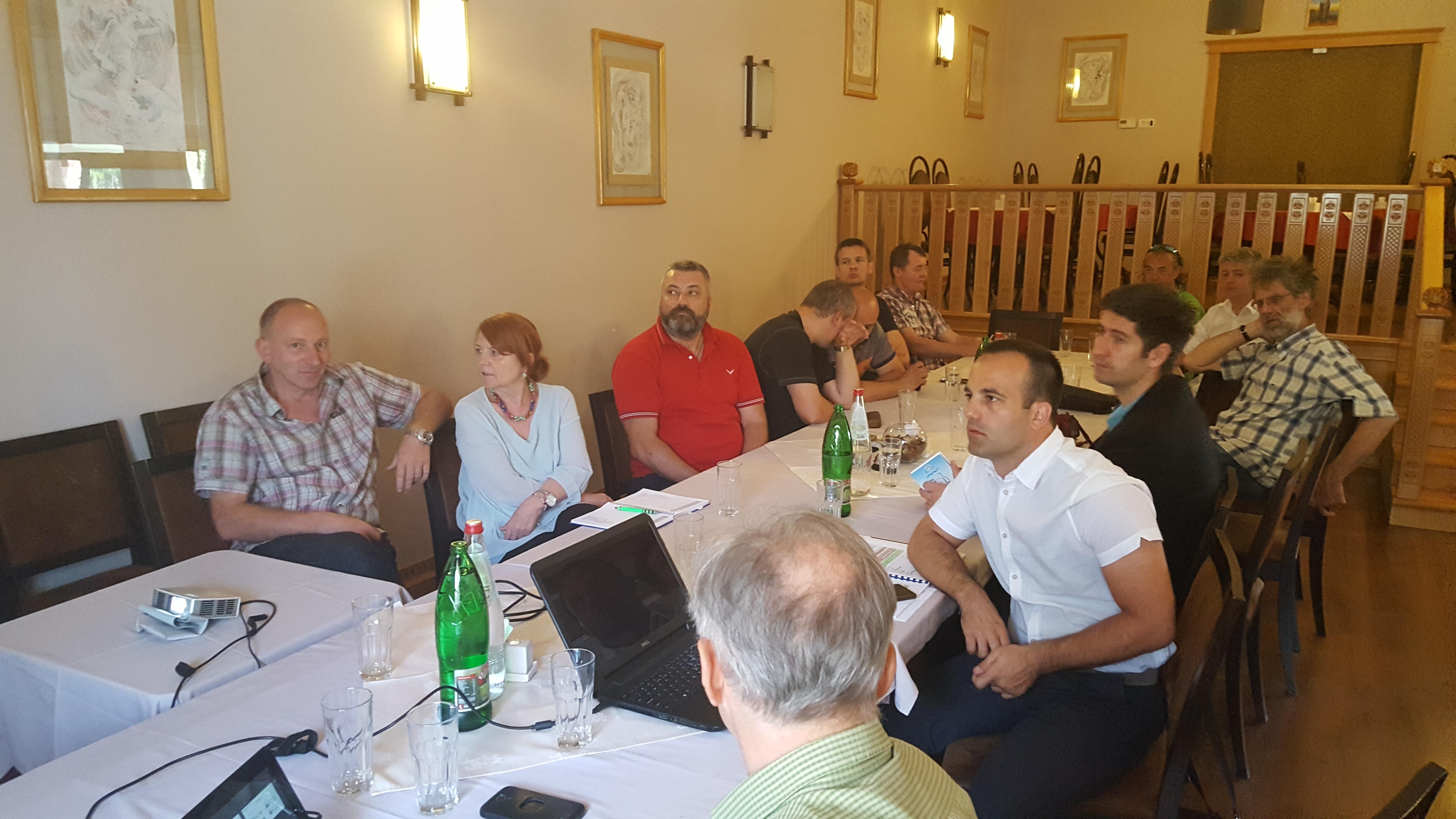 Drugi sastank Ciklo grupe u Srpskoj Crnji